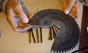 Лерыч к изготовление резцов по дереву