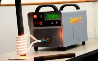 Как сделать индукционный нагреватель из сварочного инвертора