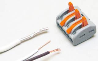 Как лучше соединить медный и алюминиевый провод