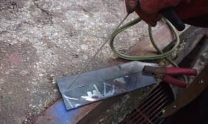 Как сварить тонкий металл электросваркой