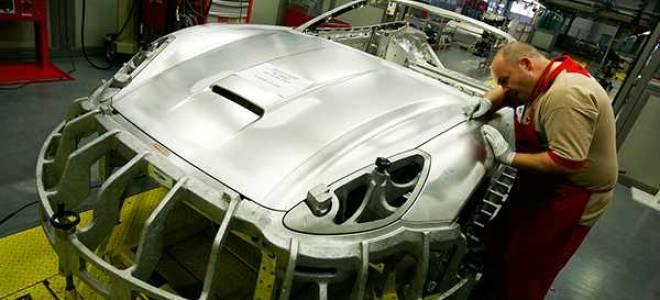 Изготовление кузовных деталей из металла