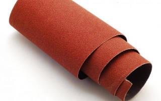 Виды наждачной бумаги для дерева