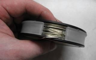 Как паять сталь оловом