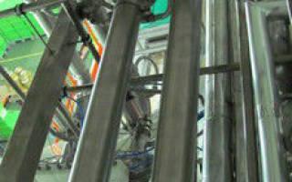 Монтаж трубопроводов из нержавеющей стали
