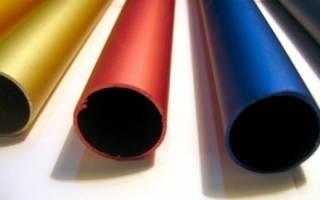 Оксидирование алюминия в черный цвет