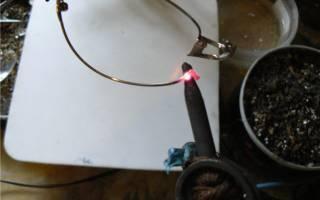 Сварка алюминия угольным электродом