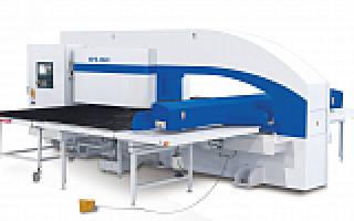 Пневматический пресс для штамповки металла