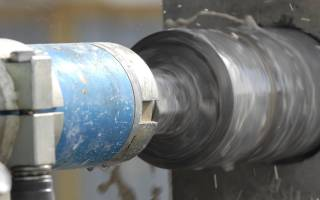 Сверла по керамограниту для сухого сверления