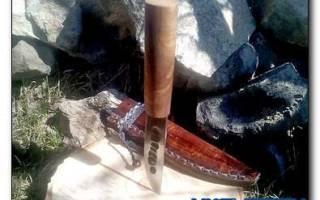 Ножи из подшипниковой стали