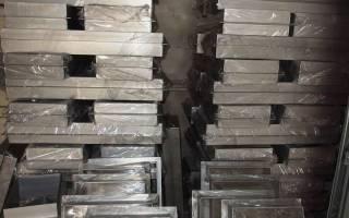 Анодное оксидирование алюминия и его сплавов