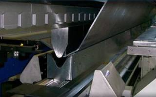 Как загнуть лист металла в домашних условиях