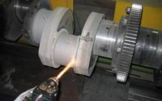 Газоплазменное напыление металлов