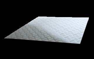 Металлический лист чечевица
