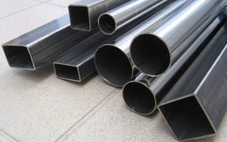 Тонкостенные трубы металлические размеры