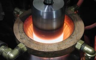 Индукционная закалка стали