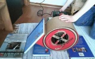 Центробежный вентилятор улитка своими руками