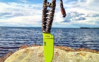 Российские ножевые стали