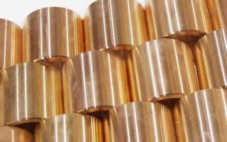 Из каких металлов состоит бронза