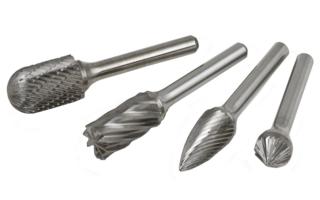 Борфрезы по металлу для дрели