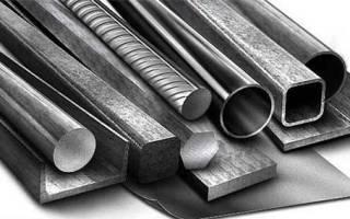 Нержавеющая сталь это черный или цветной металл