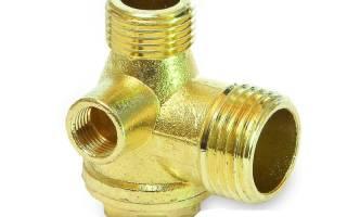 Разгрузочный клапан для компрессора своими руками