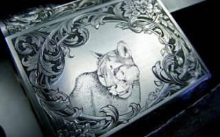 Как перенести изображение на металл