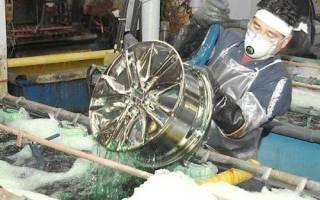 Технология хромирования металла