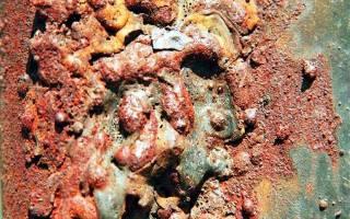 Как бороться с коррозией металла
