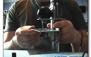Электронный микроскоп своими руками