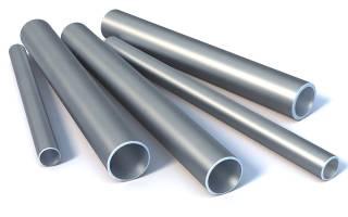 Трубы бесшовные холоднодеформированные из коррозионностойкой стали