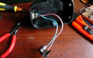 Шуруповерт без аккумулятора на 220v своими руками