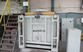 Литьевая машина для алюминия