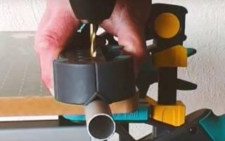 Кондуктор для сверления отверстий в металле