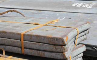 Стандартные размеры листового металла