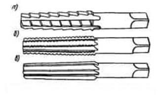 Как просверлить конусное отверстие в металле