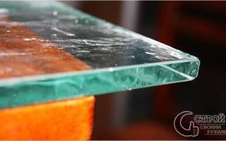 Каким сверлом сверлить стекло
