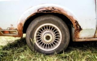 Очиститель ржавчины с металла авто