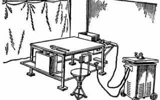 Нормирование сварочных работ полуавтоматом