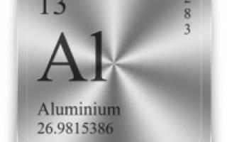 Влияние алюминия на свойства стали