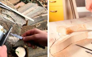 Как выбрать пилку для электролобзика по дереву