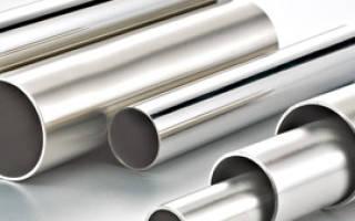 Изготовление конструкций из нержавеющей стали