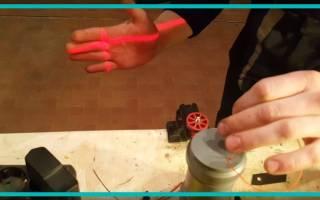 Как сделать лазерный уровень своими руками
